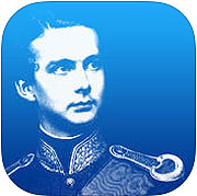 Picture: Banner ad for the Ludwig II-App