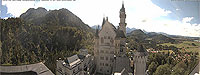 Immagine: Webcam Castello di Neuschwanstein